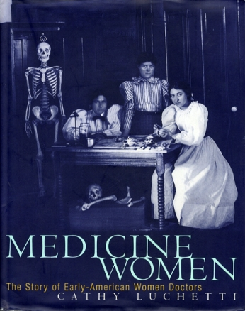 Medicine Women by Cathy Luchetti