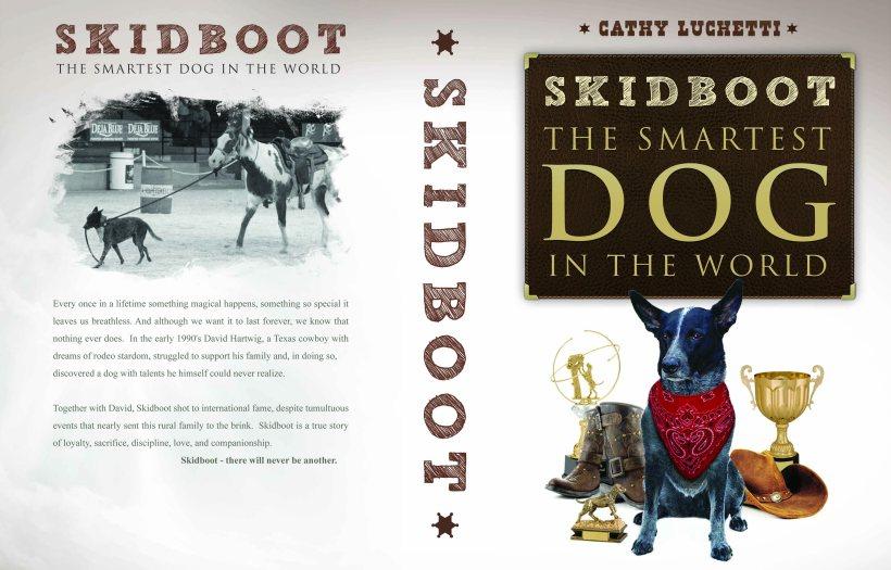 Skidboot by Cathy Luchetti